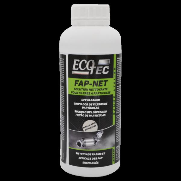 fap net ecotec nettoyage efficace des filtres particules. Black Bedroom Furniture Sets. Home Design Ideas