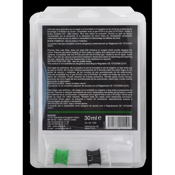 anti fuite sans polym re pour circuits de climatisation. Black Bedroom Furniture Sets. Home Design Ideas