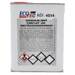 4034 - COOLING CIRCUIT OIL EMULSIFIER