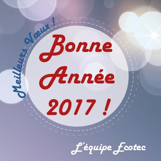 Feliz Año 2017 !
